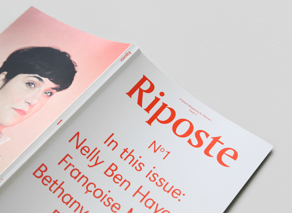 Riposte Magazine No.1