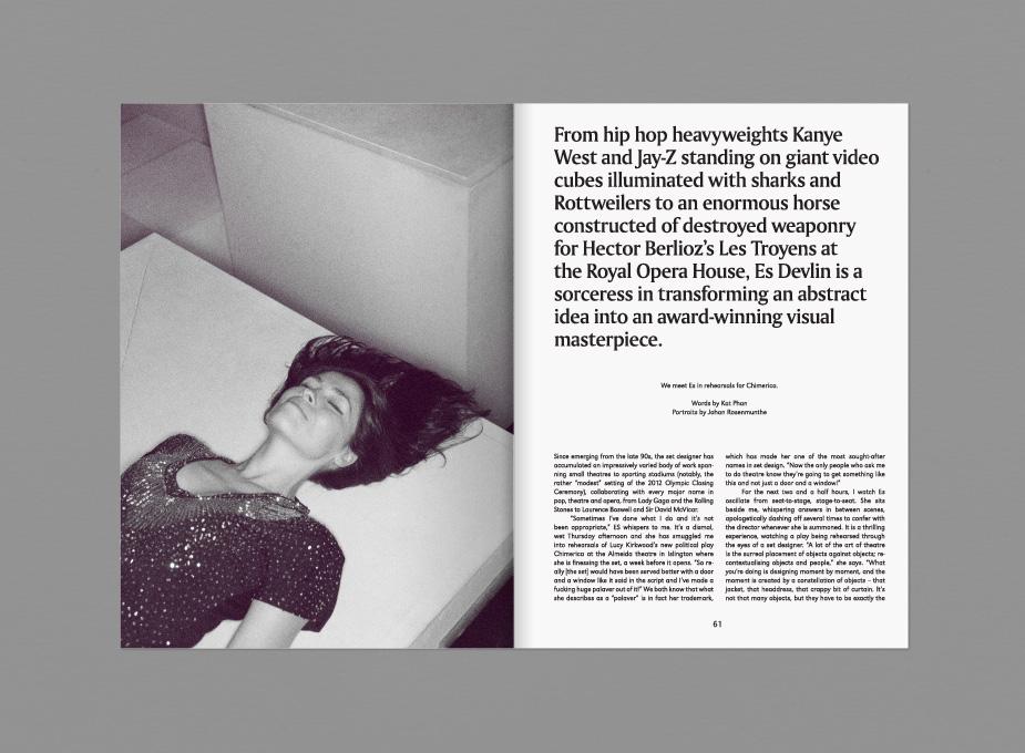 Riposte Magazine No.1 7