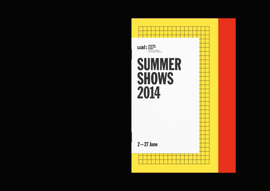 LCC Summer Shows Guide Book 1