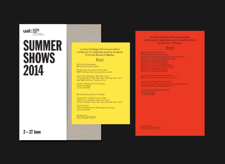 LCC Summer Shows Invite 4