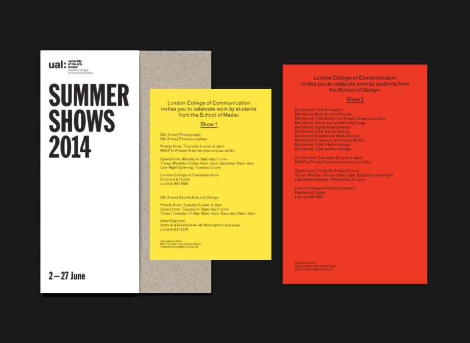 LCC Summer Shows Invite 4