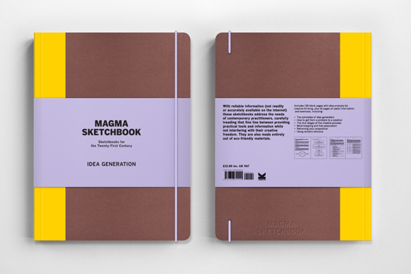 Magma Sketchbooks