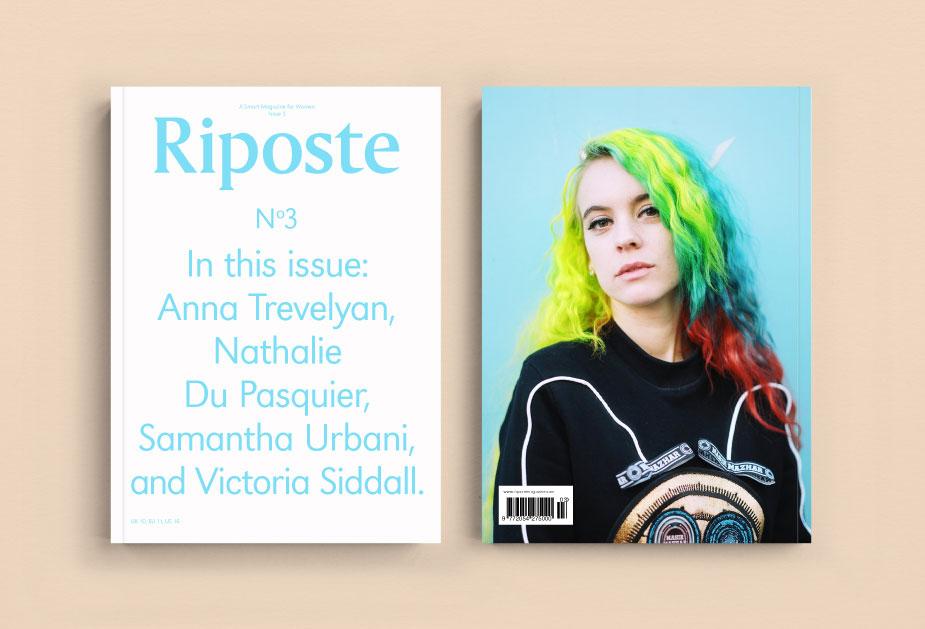 Riposte Magazine No.3 1