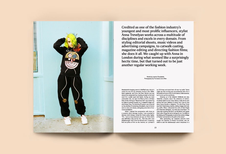 Riposte Magazine No.3 5