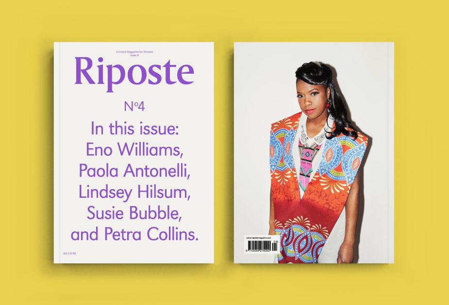 Riposte Magazine No.4 2