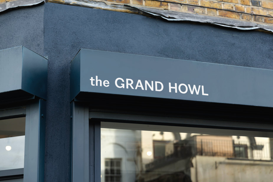 The Grand Howl 1