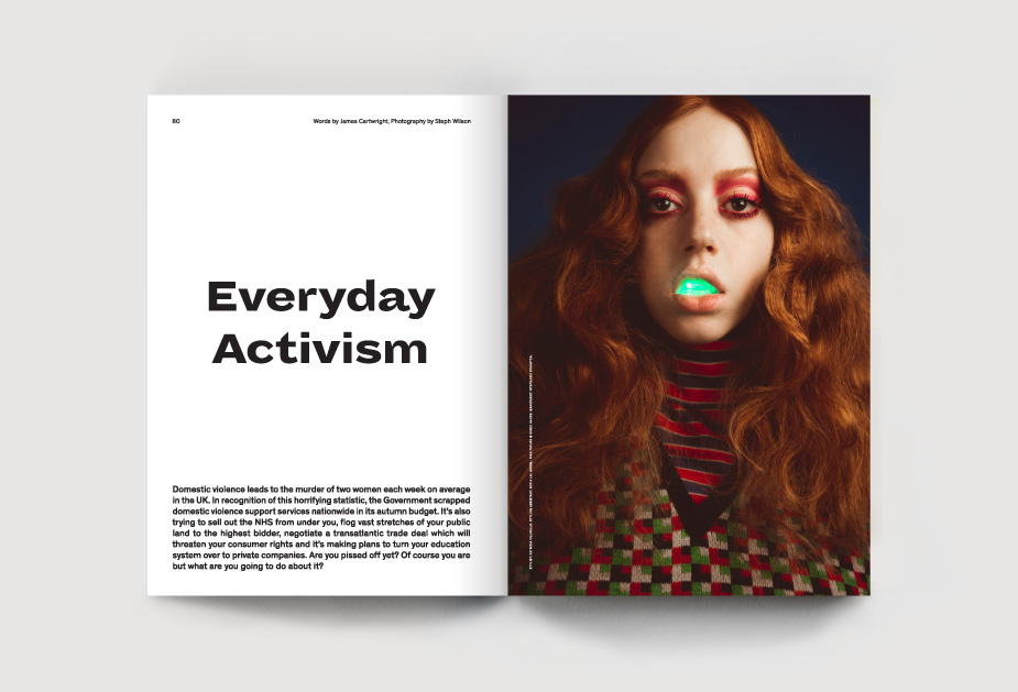 Riposte Magazine No.6 7