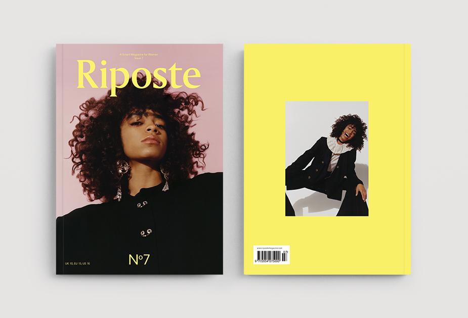 Riposte Magazine No.7 2
