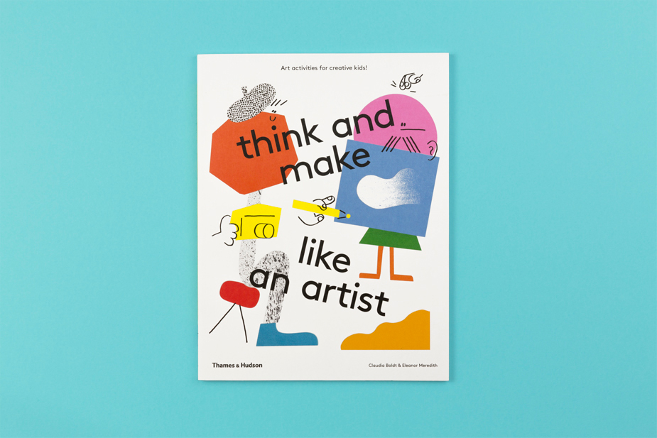 Think & Make Like an Artist 1